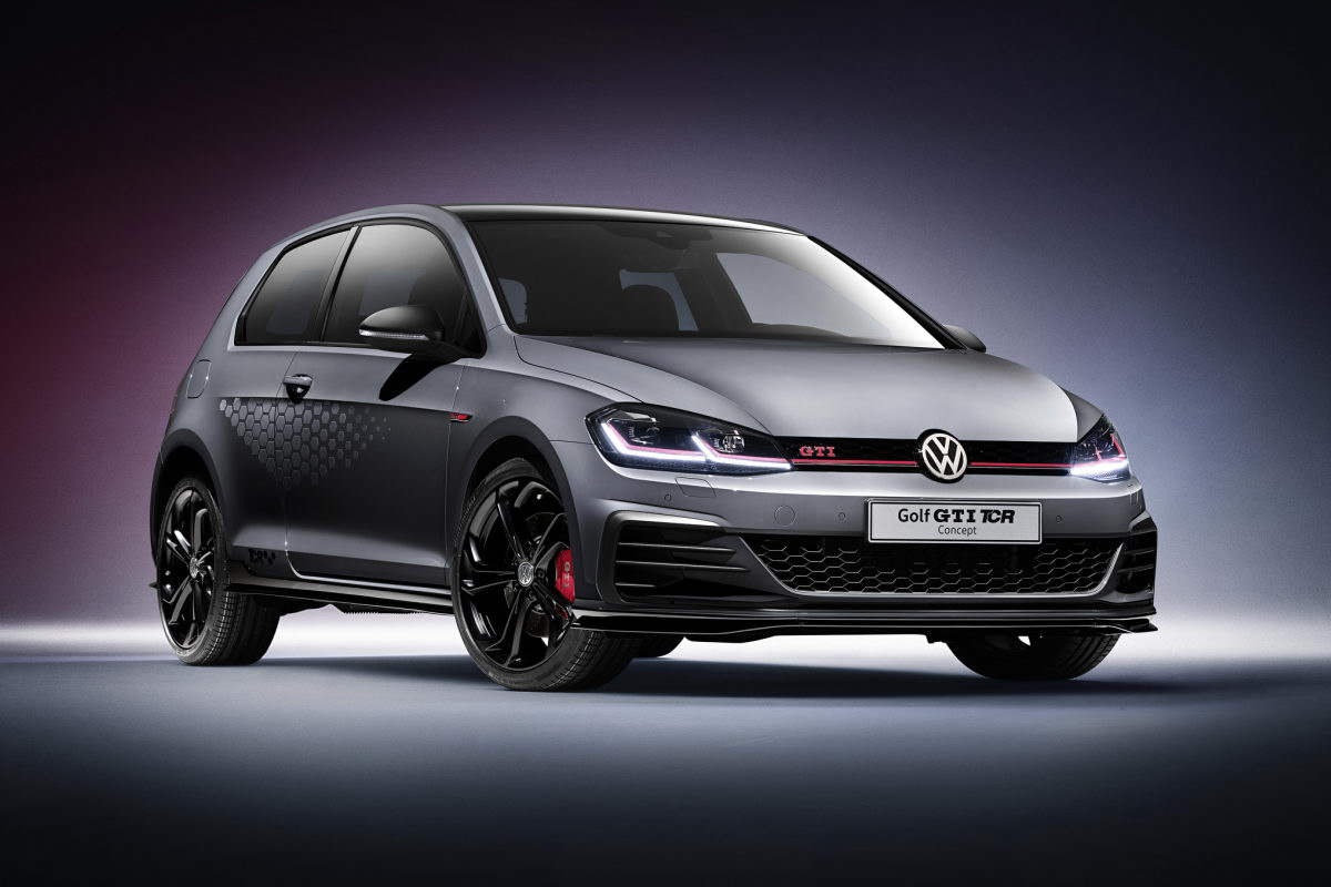 Golf GTI TCR Worthersee 2018 Concept