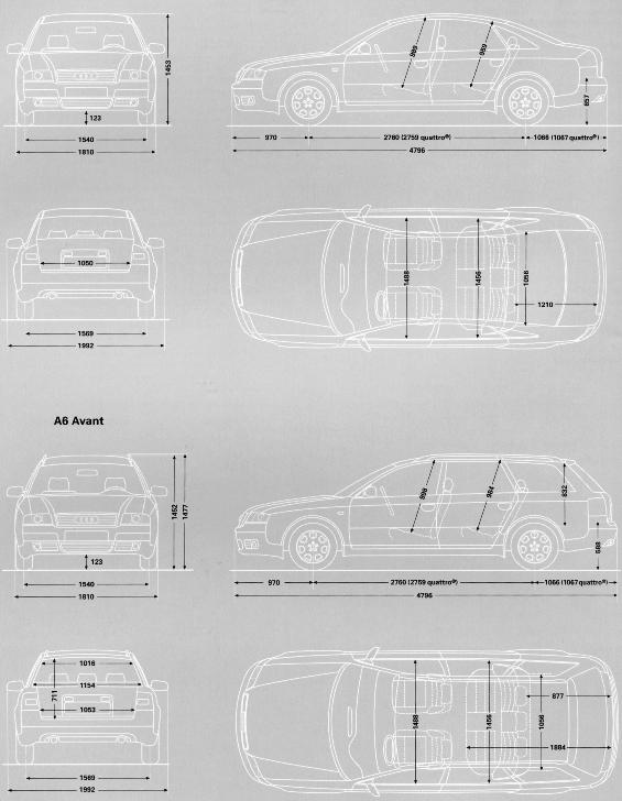 Audi A6 C5 Wwwvwgolfpl Portal Miłośników Aut Grupy Vag